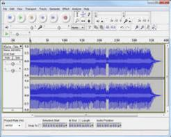 audacity software for audio evidence